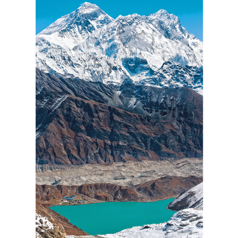 Nepal, Mount Everest - MOU081