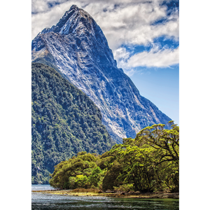 New Zealand, Southern Alps - MOU082