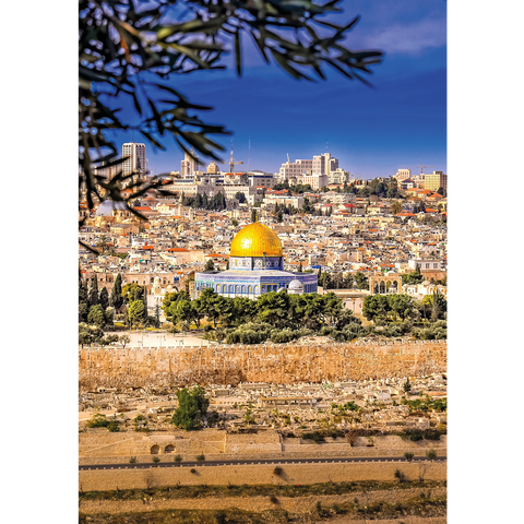 Jerusalem, The Dome of the Rock - ISR083