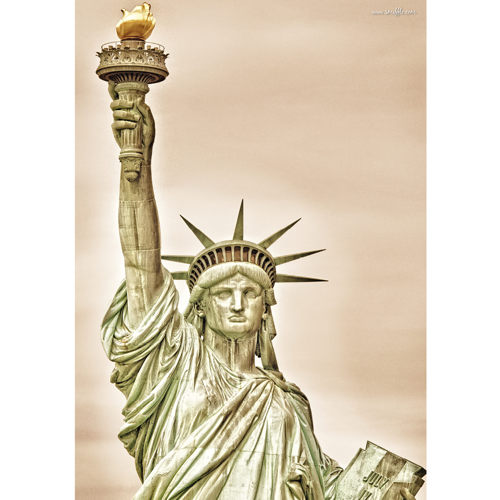 Statue of Liberty - NY086