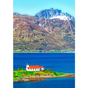 Norway, Lofoten Islands - SCA086