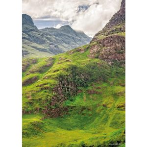 Scotland, Glencoe Valley, Highlands - MOU086