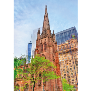 Trinity Church, Manhattan - NY087