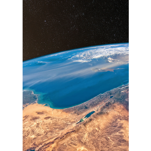 Israel, from space - ISR089