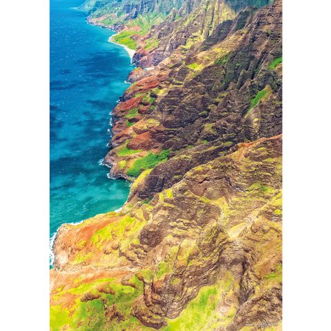 USA, Na Pali Coast, Hawaii - MOU091