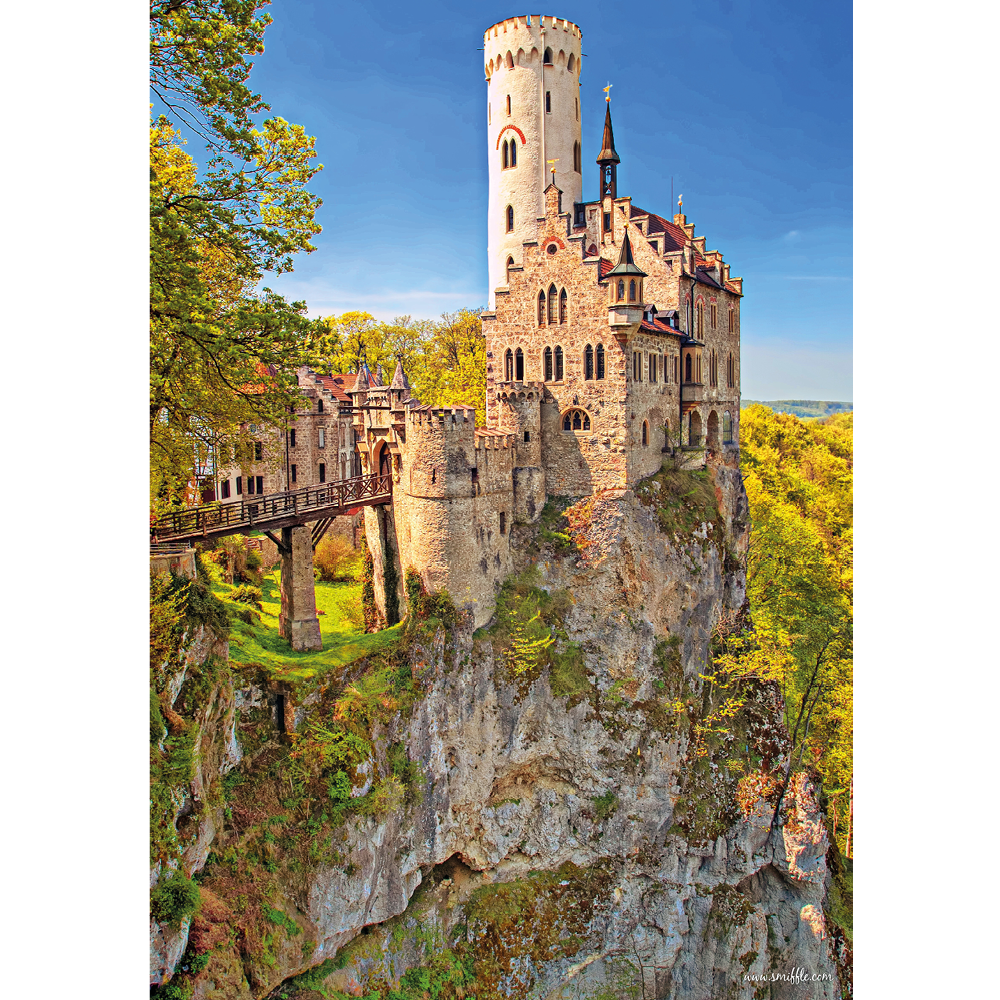 Lichenstein Castle - GER208