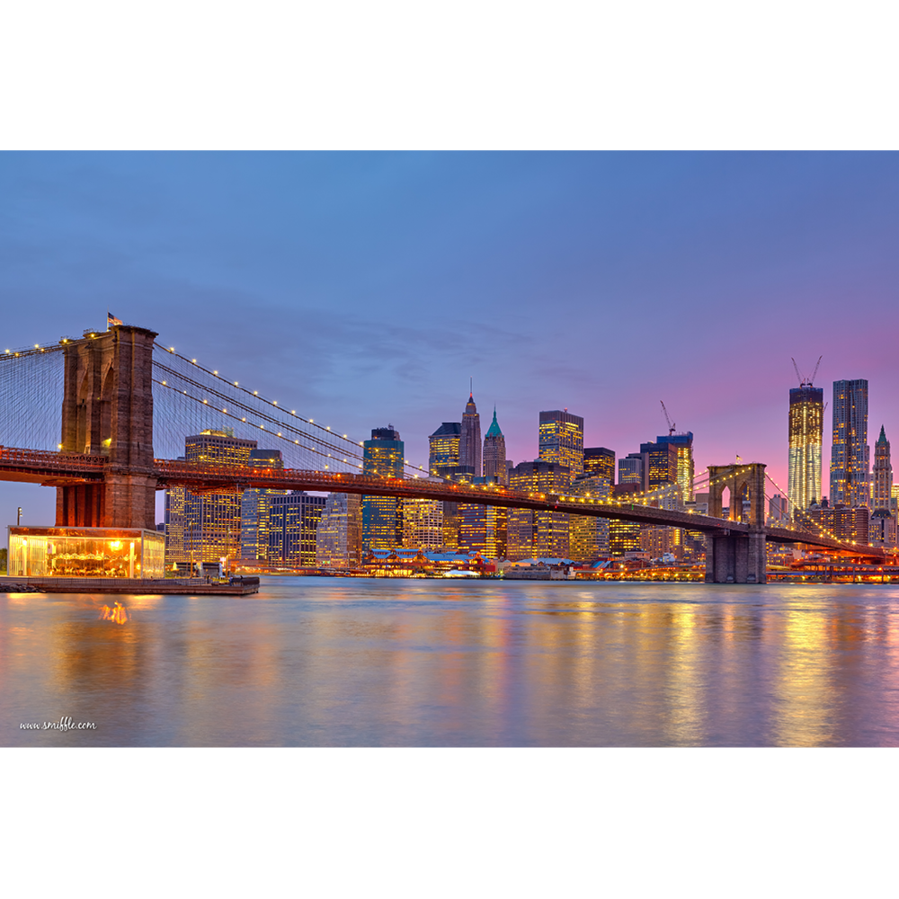 Brooklyn Bridge - NY009