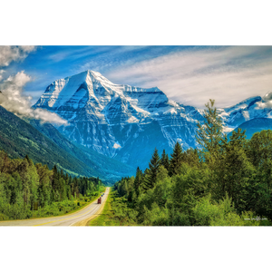 Canada, Mount Robson, British Columbia - MOU009