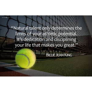 Billie Jean King - MQ108