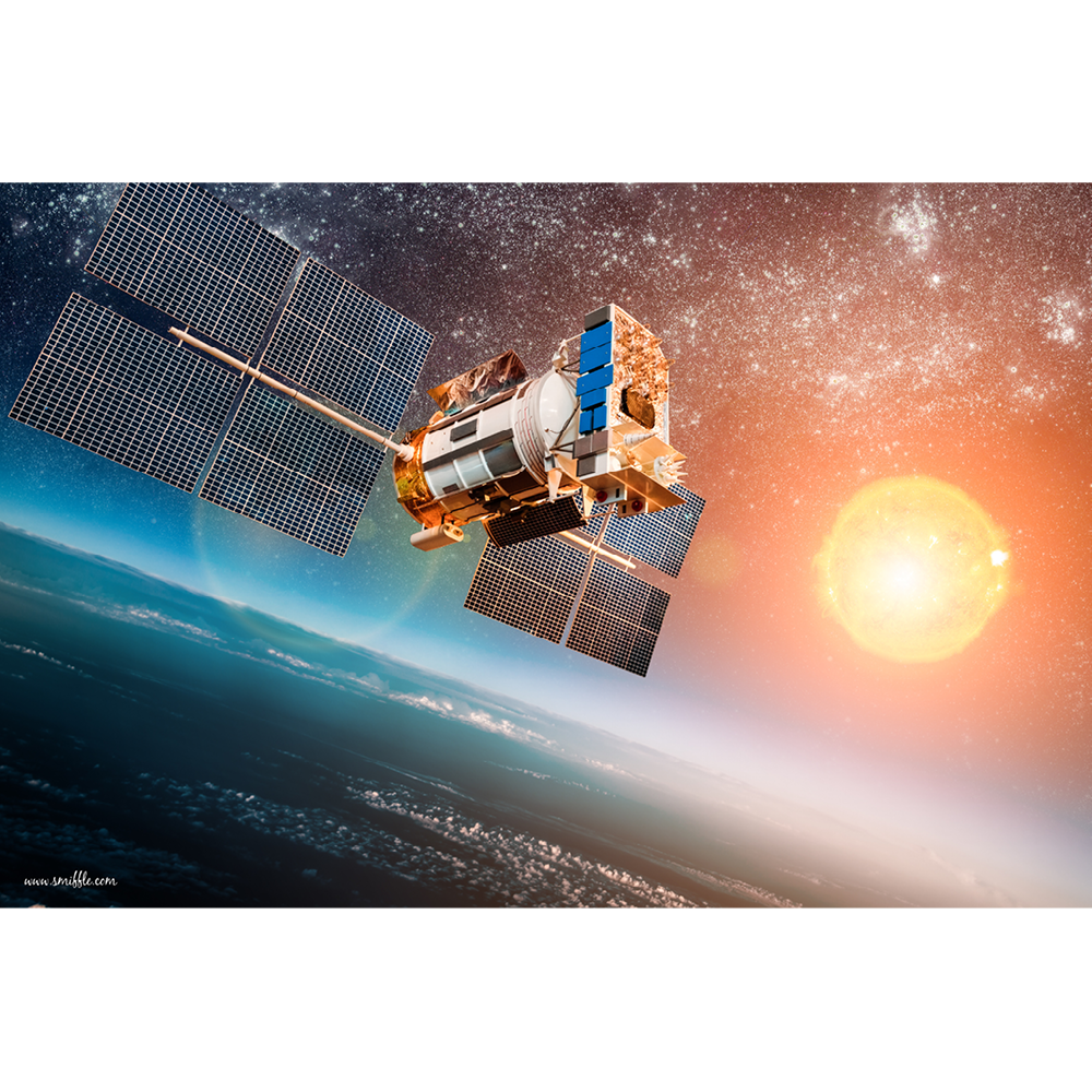 Satellite & Space - SAT175