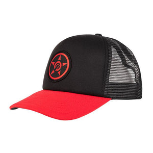 UNIT CASUAL HEADWEAR MENS CAP JUSTICE RED
