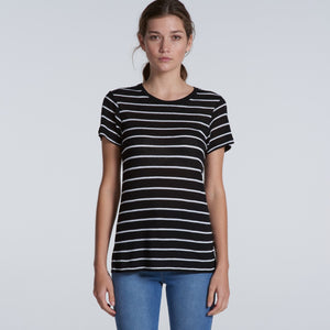 BASIC STRIPE TEE - BUY ONE GET ONE FREE🔥