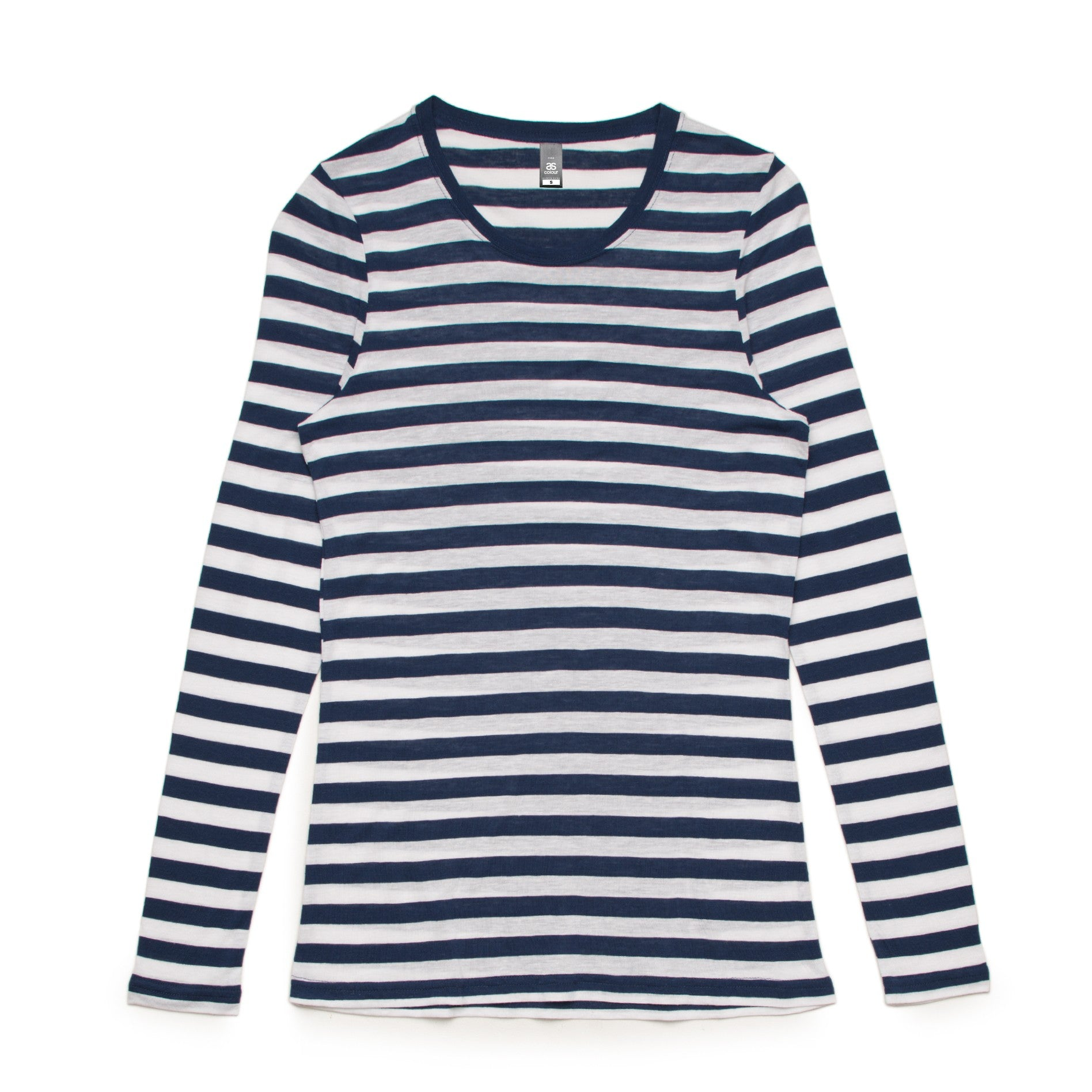 FINE STRIPE L/S TEE - BUY ONE GET ONE FREE