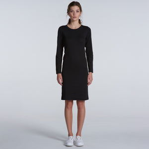 MIKA LONG SLEEVE DRESS