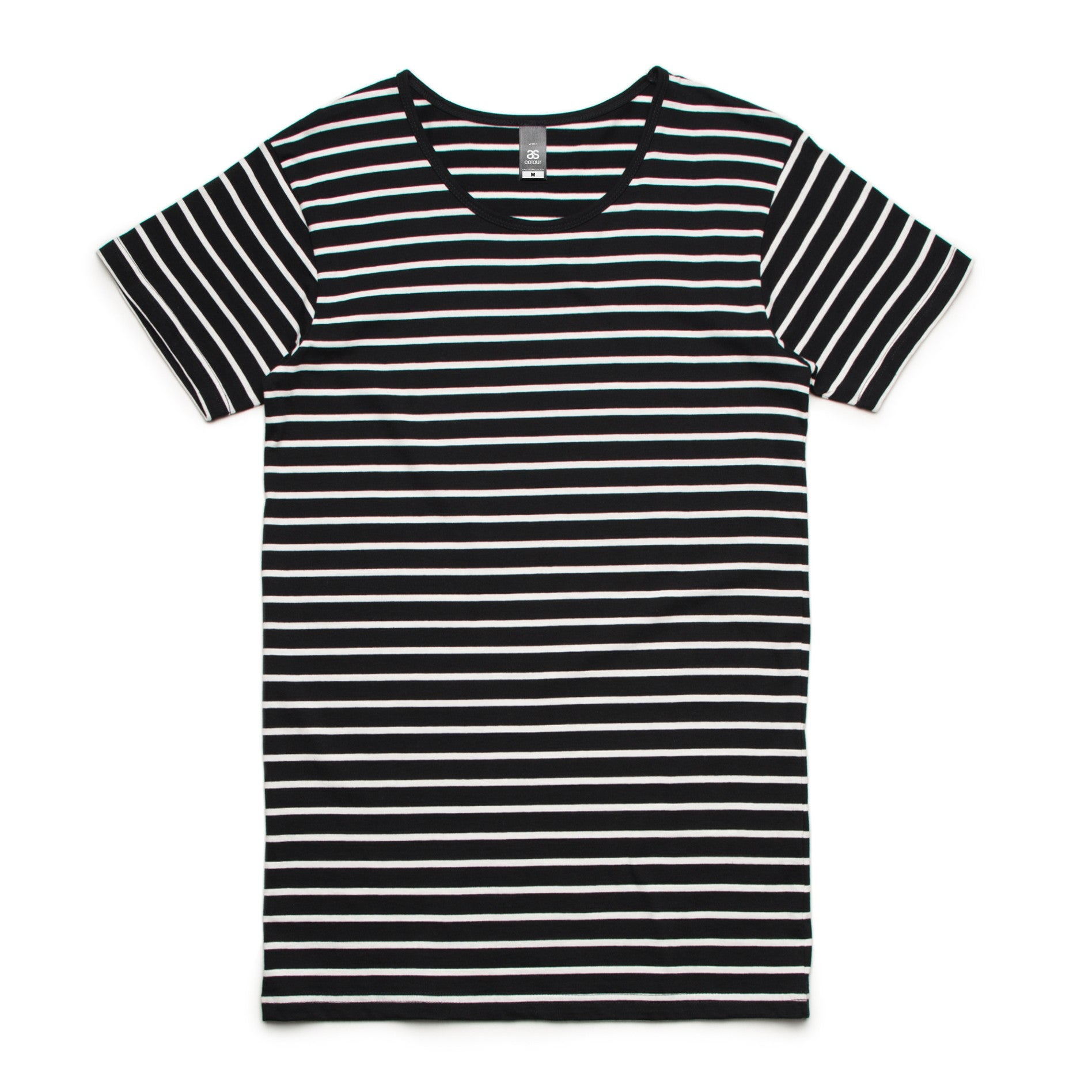 WIRE STRIPE TEE