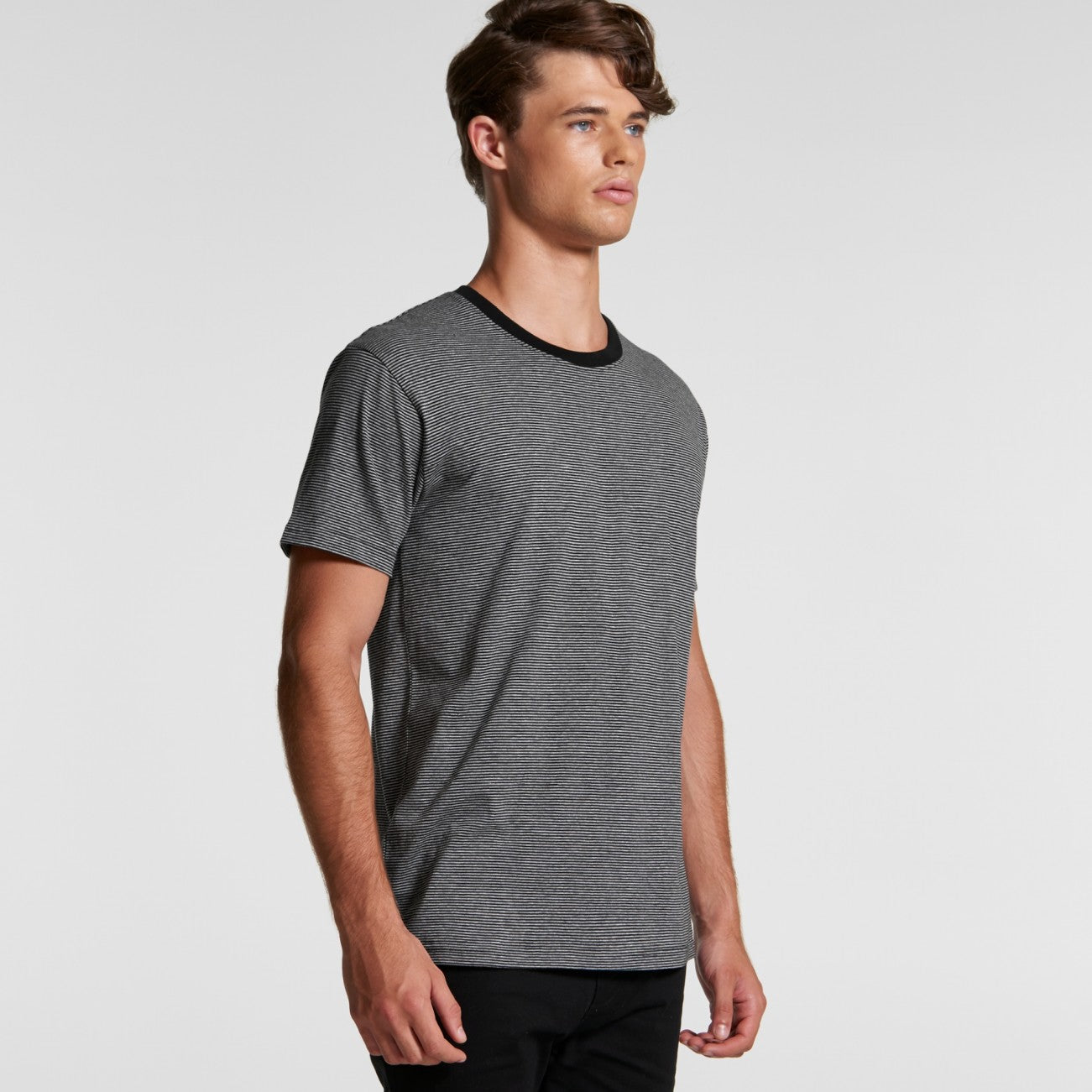 MENS LINE STRIPE TEE