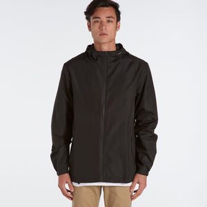 SECTION ZIP JACKET