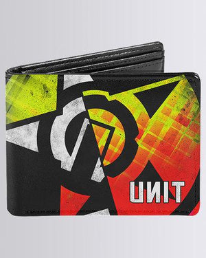 UNIT MENS WALLET FURNACE BIFOLD MULTI