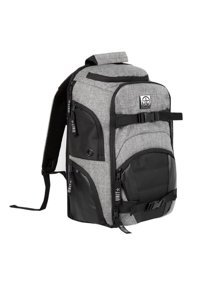 UNIT LUGGAGE BACKPACK COMANCHE V2 GREY