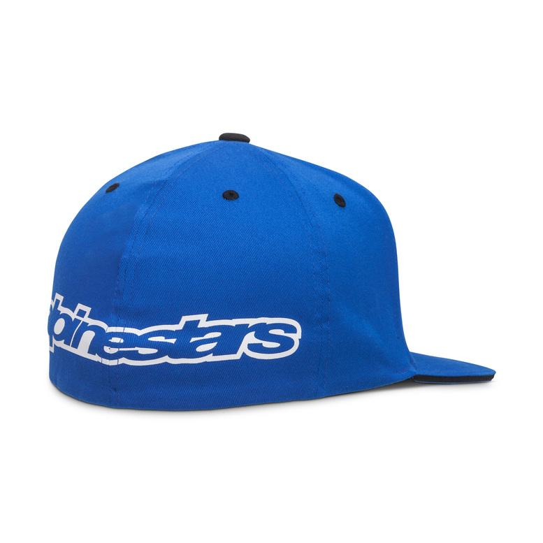 ALPINESTARS BRAKE FLATBILL BLUE