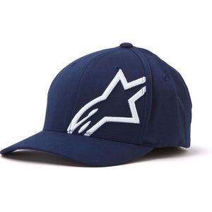 ALPINESTARS CORP SHIFT FLEXFIT NAVY/WHITE