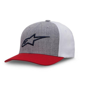 ALPINESTARS RUBIX HAT GREY HEATHER