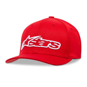 ALPINESTARS BLAZE FLEXFIT HAT RED/WHITE