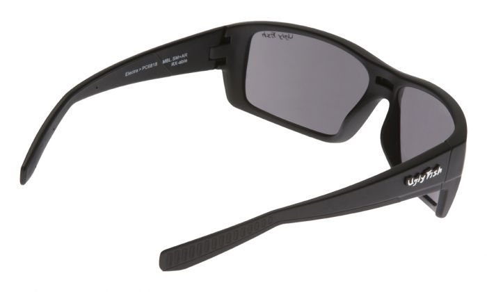 UGLY FISH ELECTRA PC6818 MATT BLACK FRAME SMOKE LENS