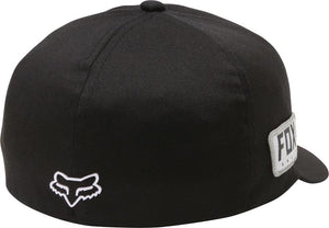 FOX HONDA FLEXFIT HAT - BLACK