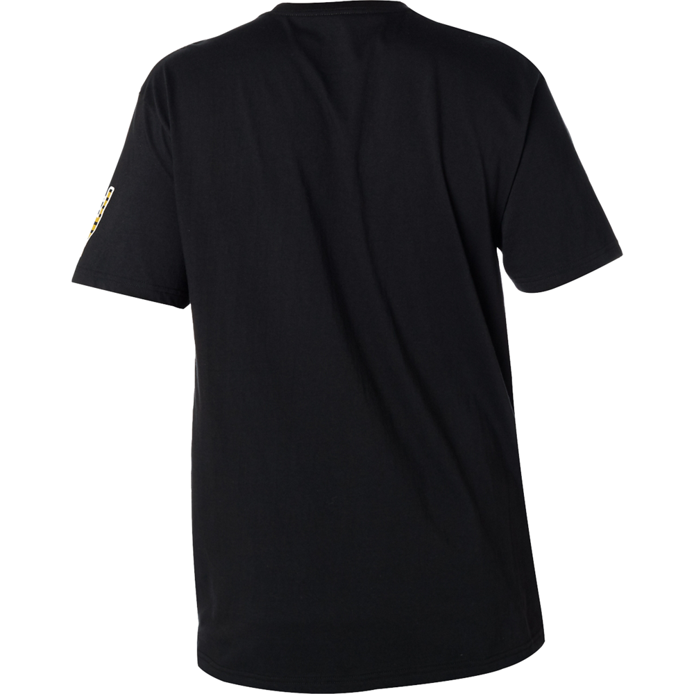 FOX FLECTION TEE - BLACK