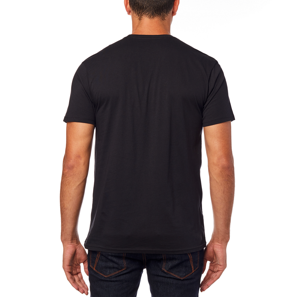 FOX CZAR HEAD TEE - BLACK