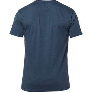 FOX CZAR HEAD TEE - NAVY