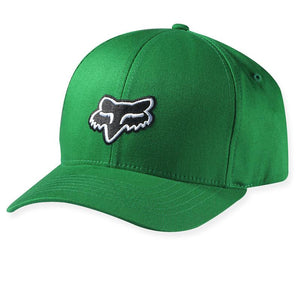 FOX LEGACY FLEXFIT HAT - KELLY GREEN
