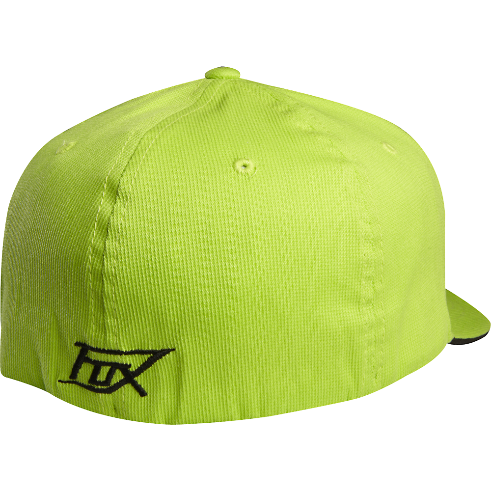 FOX SIGNATURE FLEXFIT HAT - GREEN