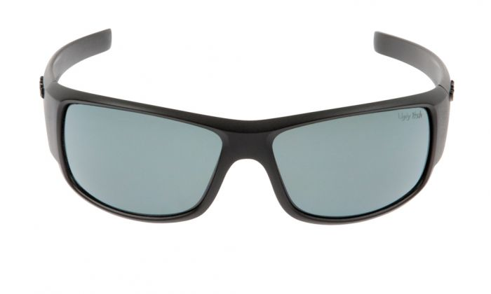 UGLY FISH KRYPTON PC3266 MATT BLACK FRAME SMOKE LENS