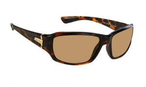 UGLY FISH P7880 BROWN TORTOISE SHELL FRAME BROWN LENS