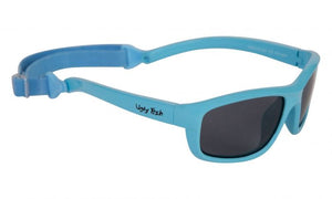 UGLY FISH PB002 BLUE FRAME SMOKE LENS