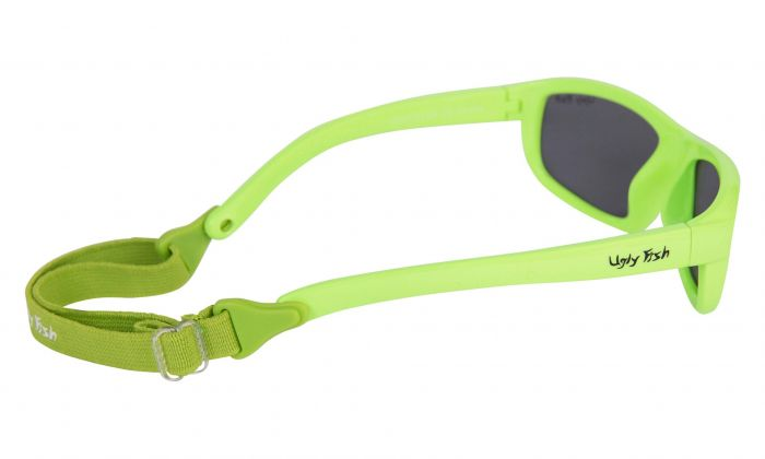 UGLY FISH PB002 GREEN FRAME SMOKE LENS