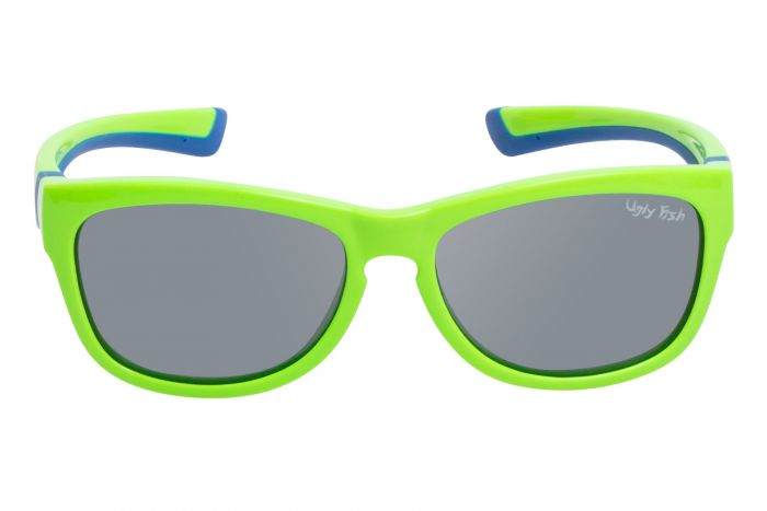 UGLY FISH PK488-GREEN FRAME/SMOKE LENS