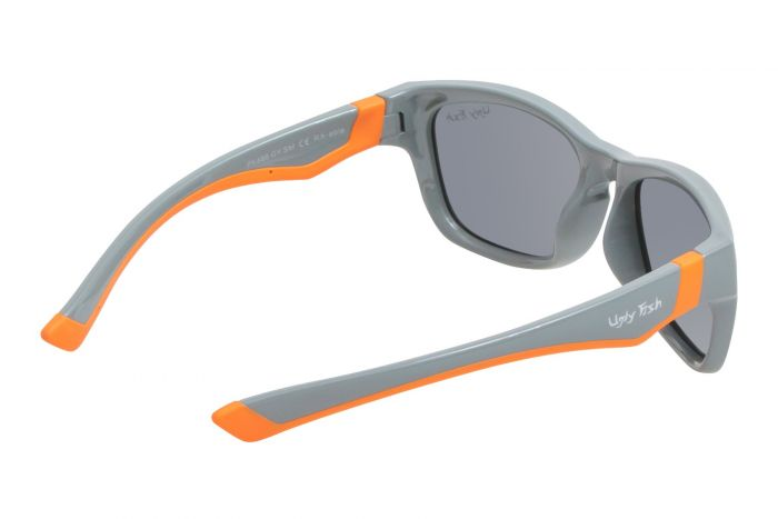 UGLY FISH PK488-GREY FRAME/SMOKE LENS