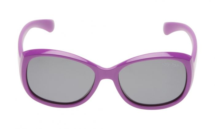 UGLY FISH PKM533 PURPLE FRAME SMOKE LENS