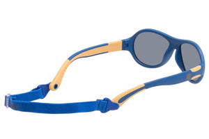 UGLY FISH PKR 122 BLUE FRAME/SMOKE LENS
