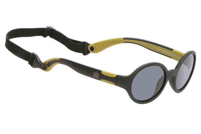 UGLY FISH PKR 133 MATT BLACK FRAME/SMOKE LENS