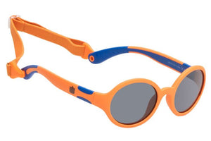 UGLY FISH PKR 133 ORANGE FRAME/SMOKE LENS