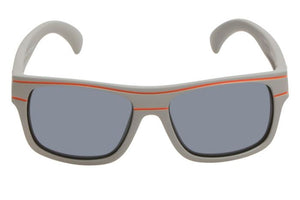 UGLY FISH PKR 729 GREY FRAME/SMOKE LENS