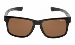 UGLY FISH PU5311 BLACK FRAME BROWN LENS