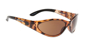 UGLY FISH SLIM RS04282 STANDARD BROWN TORTOISE FRAME BROWN LENS