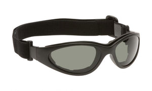 UGLY FISH SLIM RS04282 STANDARD MATT BLACK FRAME SMOKE LENS