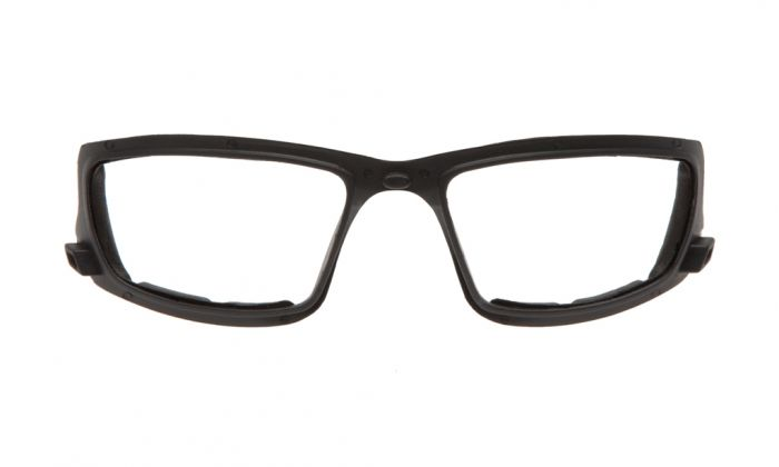 UGLY FISH ROCKET RS404 STANDARD MATT BLACK FRAME SILVER LENS