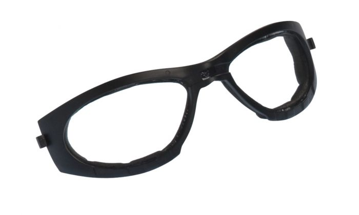 UGLY FISH GLIDE RSP03282 POLARISED MATT BLACK FRAME SMOKE LENS
